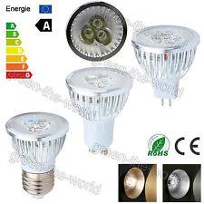 GU10 MR16 5W 9W 12W 15W LED Light Lamp COB Downlight Spotlight Bulb Warm/Cool