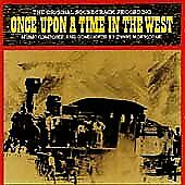 1 CENT CD Once Upon a Time in the West SOUNDTRACK ennio morricone