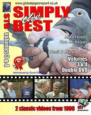 Simply The Best 3 & 4 Racing Pigeon DVD - 1997 Classic