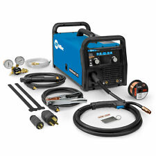 Miller Multimatic 215 Multiprocess Welder With Auto Set 907693