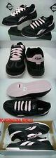 New Womens 6.5 REEBOK SF Court Black Pink Skate Shoes