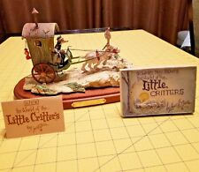 Lowell Davis 225-507 When Coffee Never Tasted So Good and Little Critters Sign