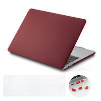 Hard Shell Protective Case Keyboard Cover for 2019 MacBook Pro 15 A1707 A1990