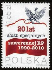 POLAND MNH 2010 The 20th Anniversary of Postal Services