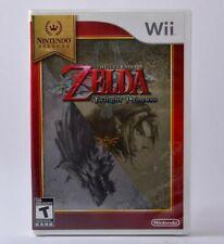 The Legend of Zelda: Twilight Princess Nintendo Selects Version Nintendo Wii NEW
