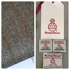 HARRIS TWEED Variety of Label & Swing Tag HEAVILY DISCOUNTED PRICES Plains craft