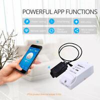 Sonoff TH10/TH16 SI7021 Smart Switch Wifi Smart Furniture Remote Control