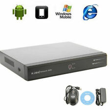 8 Ch H.264 Full D1 CCTV DVR Surveillance System for Home Office Security