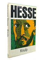Hermann Hesse KNULP Three Tales from the Life of Knulp 1st Edition 2nd Printing