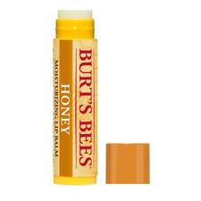 7 Pack - Burt's Bees - Honey Lip Balm Tube .15oz Each
