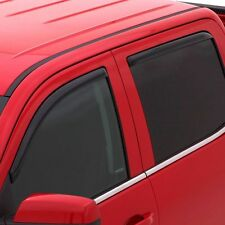 Side Window Vent-Ventvisor In-Channel Deflector 4 pc. fits 05-10 Dodge Dakota