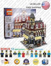 15002 Cafe Corner 10182 Creator Expert  Custom Modular Building Blocks 2133 Pcs