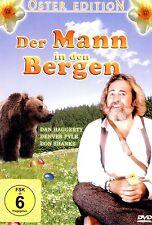 Der Mann in den Bergen ( Abenteuer-Western ) mit Dan Haggerty, Don Shanks NEU