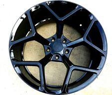 "Camaro Z28 5TH Gen gloss black 20"" 20X9 20x10  Wheels Rims fits for  14 15 16"
