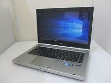 HP Compaq Elitebook 8470P Laptop i5 3320M 3RD GEN 2.60GHz 8GB 500GB SATA