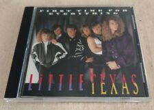 First Time for Everything by Little Texas (CD, Mar-1992, Warner Bros.)
