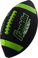 Franklin Sports Junior Size Football - Grip-Rite Youth Footballs - Extra Grip Sy