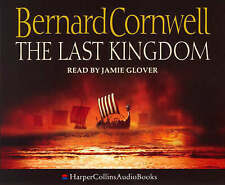 Bernard Cornwell - The Last Kingdom (CD-Audio) . FREE UK P+P ...................