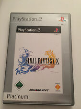 Ps2 jeu-final fantasy x