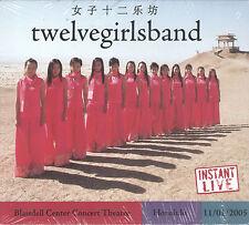 Instant Live: Blaisdell Center - Honolulu, HI, 11/01/05 by Twelve Girls Band 2CD