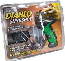 Barnett new DIABLO Power Slingshot Catapult + FREE Ammo