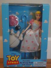 1995 Toy Story Thinkway Toys Poseable Bo Peep Doll W/ Sheep - NIB