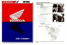 Honda CB1100SF X11 Service Workshop Repair Manual X-Eleven CB1100 X-11 CB 1100