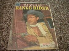 The Flying A's Range Rider # 11 (1956) Dell Comics