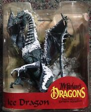 Ice Clan Dragon McFarlane Series 8 MIP Kingdom Warrior Fire Water Hydra Spawn