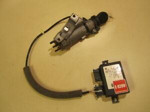 7M3953257 Seat Alhambra 2007.y 2.0 TDI Ignition Key Lock 4B0905851