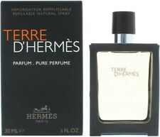 NEW Hermes Terre D'Hermes Pure Parfum Spray 30ml Perfume