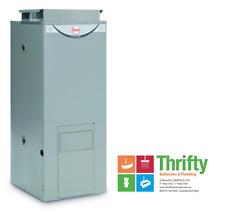 Rheem 90L External Gas Hot Water Heater Natural Gas 347090