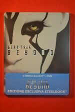 Star Trek Beyond Steelbook Jaylah cover - EU Import Blu-ray & DVD New & Sealed