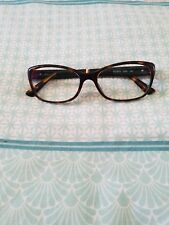 GUCCI Brown Tortoise Shell Prescription Reading Glasses