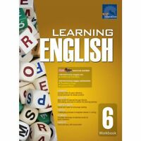 Learning English Workbook 6 - Year 6