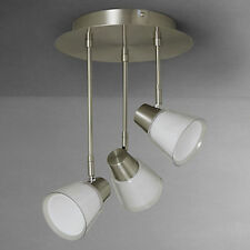 John Lewis Chrome Ceiling Lights & Chandeliers