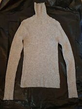 Girls grey roll neck top from NEXT age 10 years in excellent condition