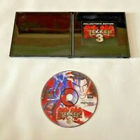 Tekken 3 Collector's Edition Playable Demo Disc - Sony Playstation 1 PS1 - PAL