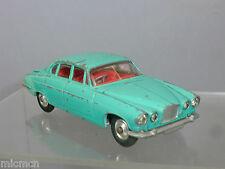 "VINTAGE Corgi Toys model No.238 Jaguar Mark x Saloon ""RARA VERSIONE VERDE MARE"""