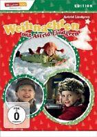 WEIHNACHTEN MIT ASTRID LINDGREN (PIPPI UND DAS WEIHNACHTSFEST/+)  DVD  NEU