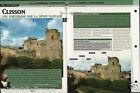 Castle Château de Clisson Pays de la Loire Loire-Atlantique France FICHE FRANCE
