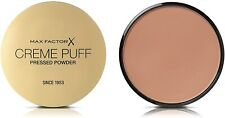 Max Factor Creme Puff Compact Refill Pressed Powder, Number 42, 21 g, Deep Beige