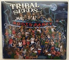 Tribal Seeds Roots Party CD Reggae Brand New Sealed (2017) - Rare - Hard To Find
