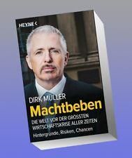 Machtbeben Dirk Müller