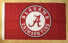 University of Alabama Crimson Tide 3x5 ft Flag Roll Tide