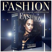 Photo Actions for Photoshop / Fashion Deluxe Edition