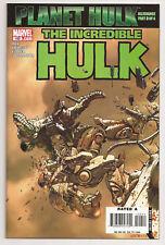 Incredible Hulk #102 (2007) NM/MT Planet Hulk