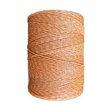 Horizont Torgriffset mit Seil 6m leitend Weidezaun Griff Elektroseil Begrenzung