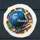 STAMP / TIMBRE FRANCE NEUF N° 3140 ** COUPE DU MONDE FOOTBALL 1998 / DE CARNET