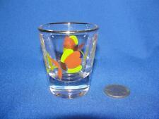 Jewel Tea Autumn Leaf Shot Glass by Libbey Glass Co.